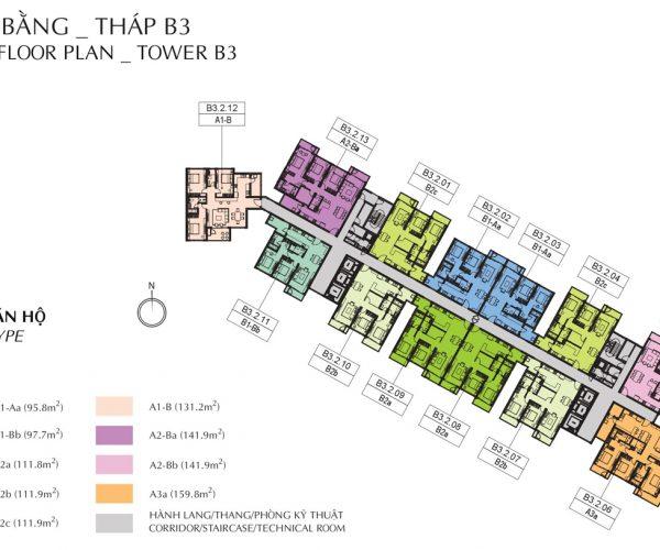 mặt-bằng-tầng-2-11-căn-hộ-diamond-brilliant